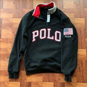 Ralph Lauren Polo Half-Zip Fleece